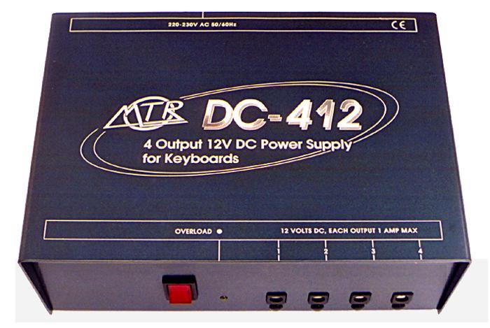 MTR DC-412