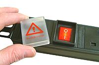 RaxX Distro Switch Cover