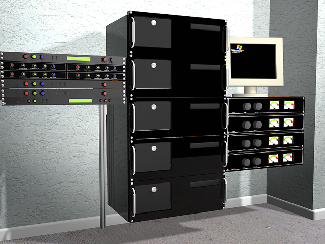 RaxX Industrial