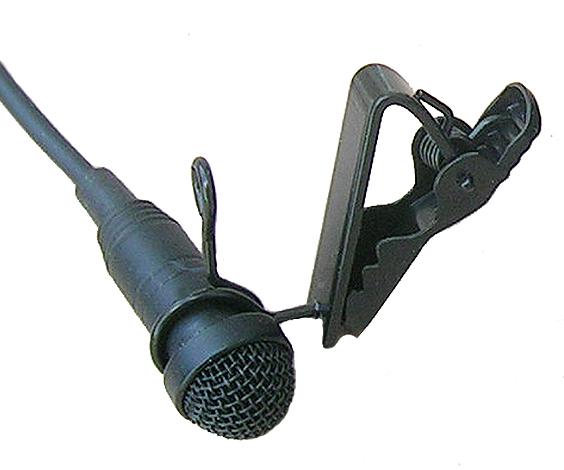 stageClix QDE 0803 Lavalier mic