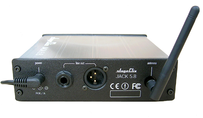 stageClix V4 receiver rear small
