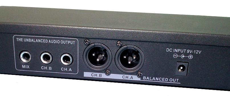 Bluebird BBT-W02 Rear panel