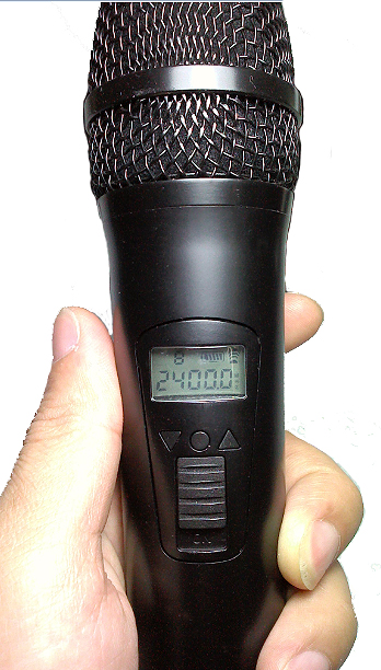 Bluebird wireless mic (1 of 2)