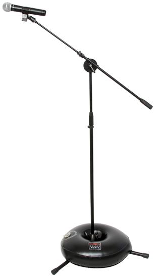 Galaxy Lifesaver mic stand