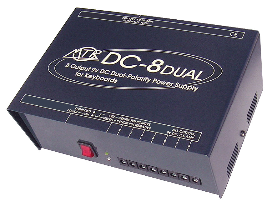 MTR DC-8DUAL right