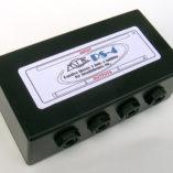 MTR PS-4 four way passive splitter