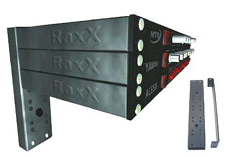 RaxX side + parts