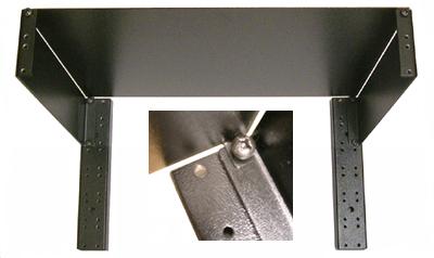 RaxX Toppan 400 & fixing detail